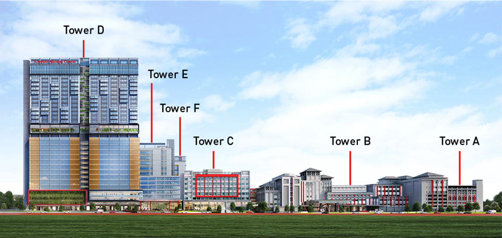 expansion tower