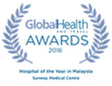 GHT Hospital of the Year Malaysia Award 2016
