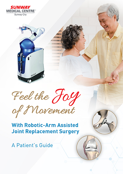 Patient's Guide to Robotic-Arm Assisted Joint Replacement Surgery