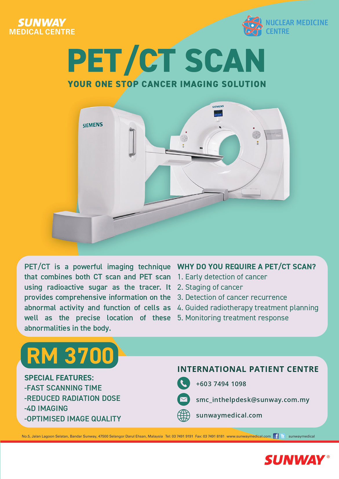 PET-CT Cancer