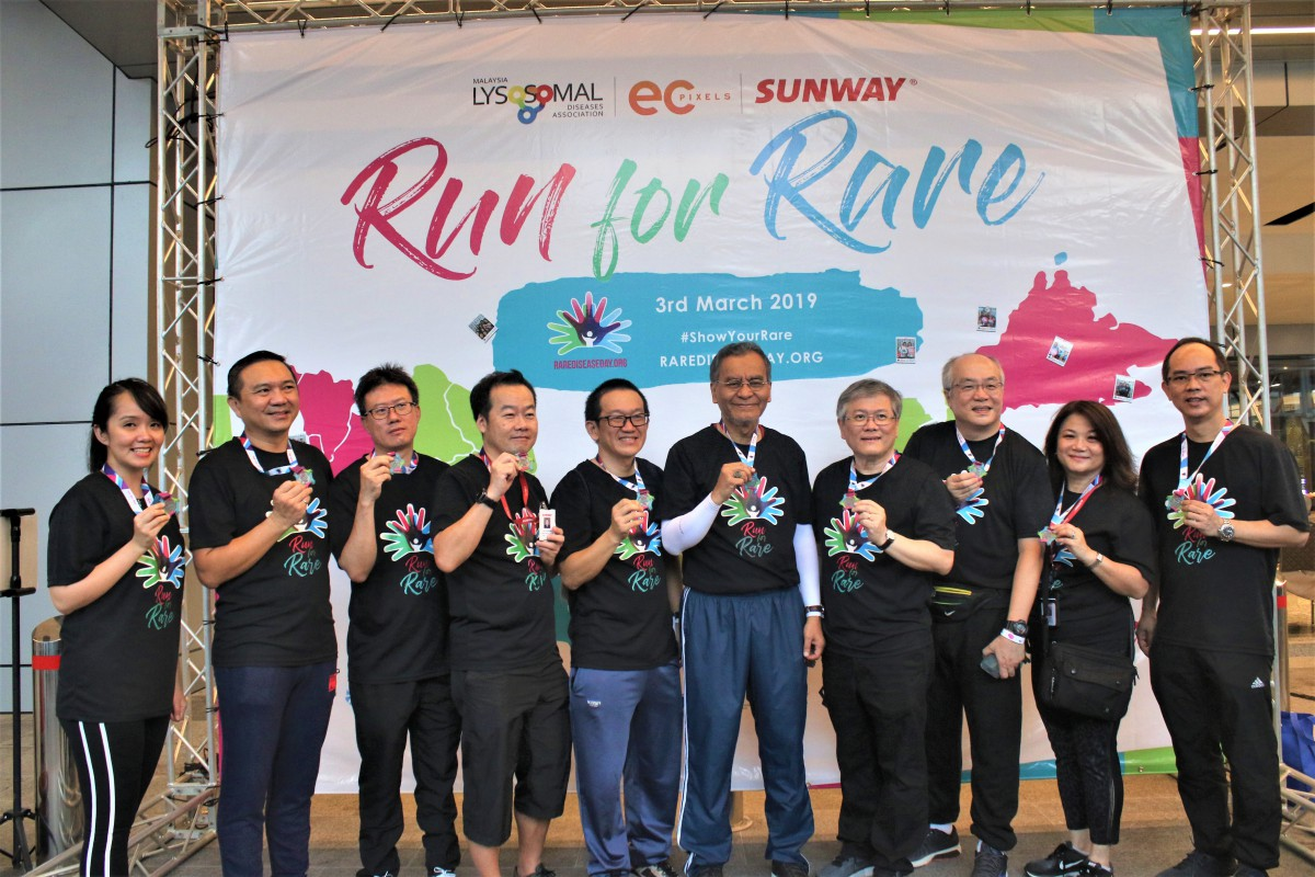 3,300 Runners Create Awareness For Rare Diseases