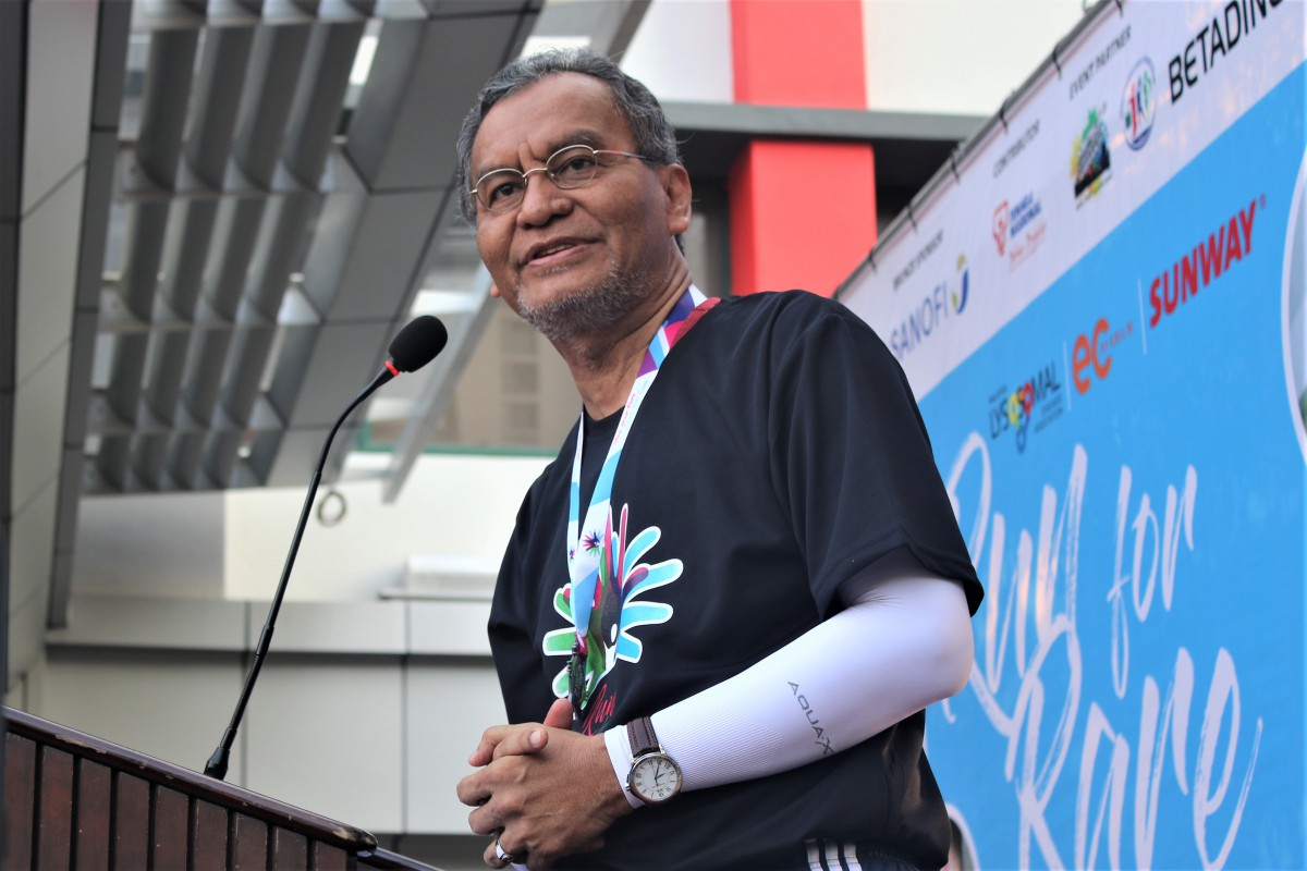 Run For Rare 2019: 3,300 Runners Create Awareness For Rare Diseases