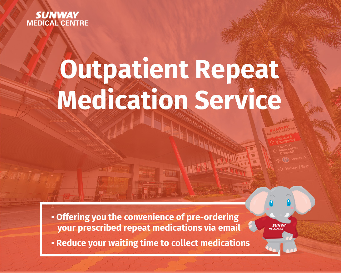 Outpatient Repeat Medication Service